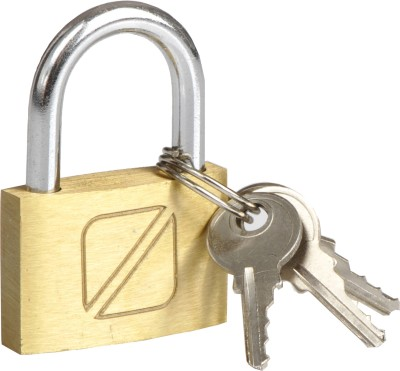 Travel Blue Brass Pad Lock 20 mm