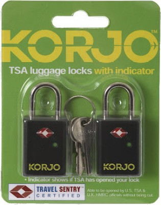 Korjo TSA Keyed Locks