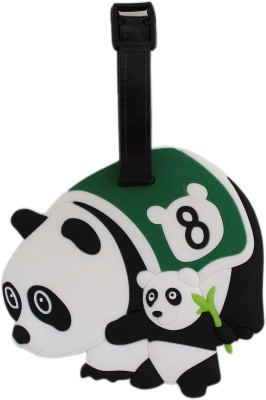 Tootpado Panda Cartoon Design Travel Bag - 1i399 Luggage Tag
