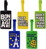 Tootpado Luggage Tag Catchy Message - Pa...