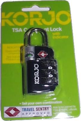 Korjo TSA Indicator Lock
