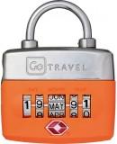 Go Travel Birthday lock- Orange Safety L...