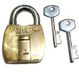 YASH METALS DERBY Safety Lock (Gold)