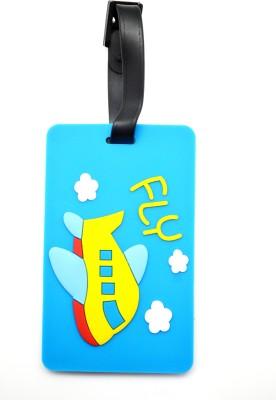 Daffodils Fly Luggage Tag