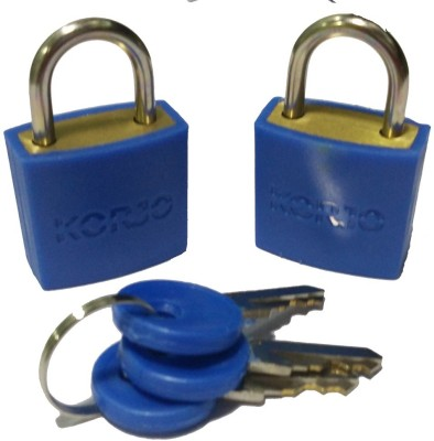 Korjo KLLC20BLU Safety Lock
