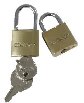 Korjo Luggage Lock - Duopack