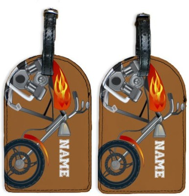 Perfico Rider Luggage Tag