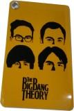 Thoughtroad Big Bang Heads Luggage Tag (...