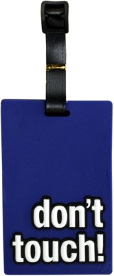Tootpado Travel Don,t Touch Luggage Tag