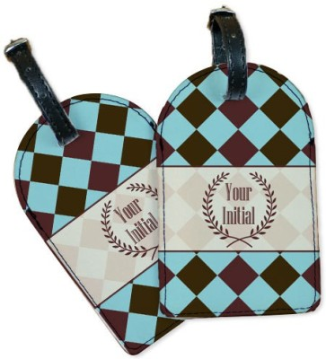 Perfico Crest Luggage Tag
