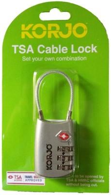 Korjo KTSAFCSL Cable Lock