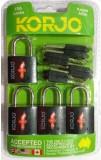 Korjo TSABK Safety Lock (Black)