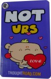 Thoughtroad Not Urs Love Luggage Tag (Pu...