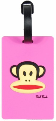 Packnbuy Set Of 3 Monkey For Bags Suitcases While Traveling And Packing Luggage Tag
