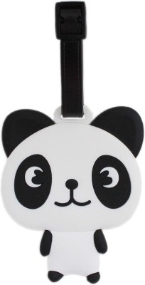 Tootpado Panda Cartoon Design Travel Bag - 1i397 Luggage Tag
