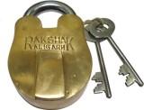 YASH METALS Rakshak Safety Lock (Gold)