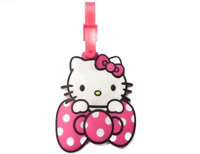 Funcart Hello Kitty Luggage Tag