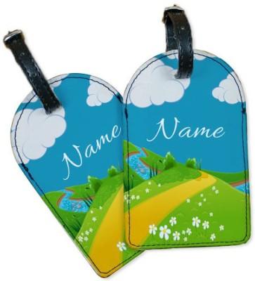 Perfico Onwards Luggage Tag