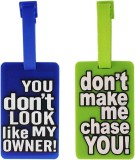 Tootpado Luggage Tag You Don't Lo...