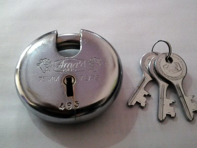 Amar King Amar King 80 MM Safety Lock