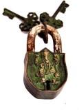 Indigo Creatives Vastu Antique Look Lord...