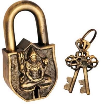 Gathbandhan Lord Shiva Safety Lock
