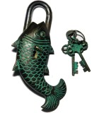 Unravel India Fish Secret Brass Safety L...