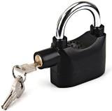 Vinayaka Sensor Lock01 Safety Lock (Blac...