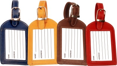 Sukeshcraft W currency Luggage Tag
