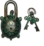 Unravel India Turtle Secret Brass Safety...