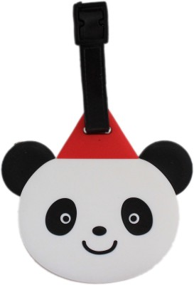 Tootpado Panda Cartoon Design Travel Bag - 1i396 Luggage Tag