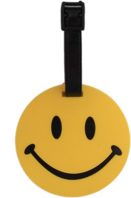 Tootpado Smiley Cartoon Design Travel Bag - 1i381 Luggage Tag