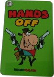 Thoughtroad Hands Off Luggage Tag (Green...