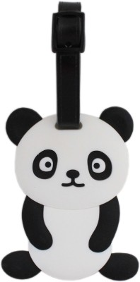 Tootpado Panda Cartoon Design Travel Bag - 1i398 Luggage Tag