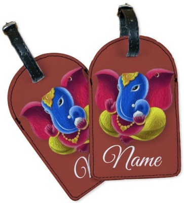 Perfico Ganesh Luggage Tag