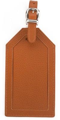 Rene R-2669-Tan Luggage Tag