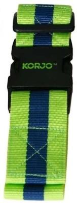 Korjo Luggage Strap - Standard(Green, Blue)