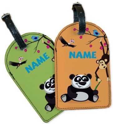 Perfico Animalz Luggage Tag