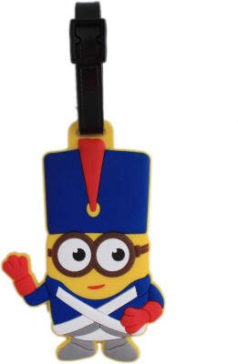 Tootpado Royal Guard Cartoon Design Travel Bag - 1i375 Luggage Tag