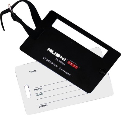 The Holiday Essentials Baggage Luggage Tag