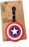 Klassik CaptainAmerica Luggage Tag (Mult...