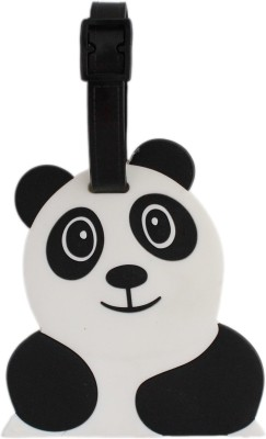 Tootpado Panda Cartoon Design Travel Bag - 1i392 Luggage Tag
