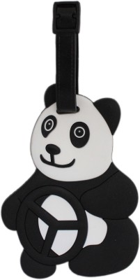 Tootpado Panda Cartoon Design Travel Bag - 1i393 Luggage Tag