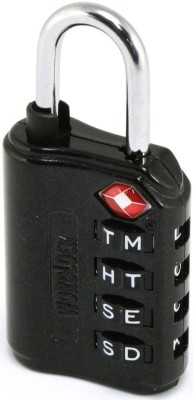 Korjo Wordlock Safety Lock(Black)
