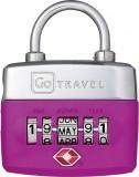 Go Travel Birthday lock- Purple Safety L...