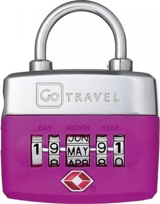 Go Travel Birthday lock- Purple Safety Lock