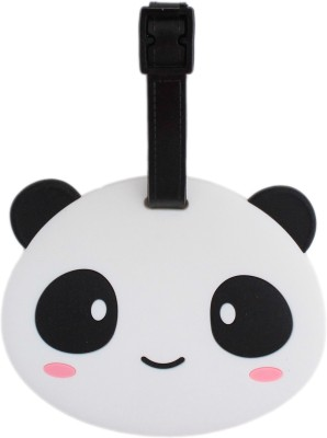 Tootpado Panda Cartoon Design Travel Bag - 1i394 Luggage Tag