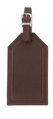 Rene R-2669-Brown Luggage Tag