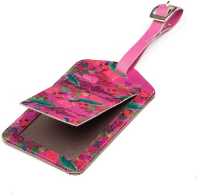 India Circus Looking for Raindrops (Set of 2) Luggage Tag