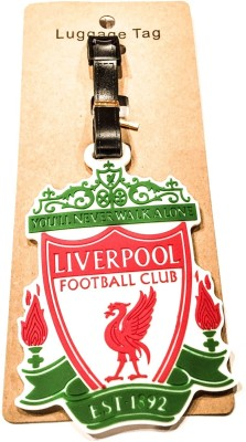 Funcart Liverpool Luggage Tag